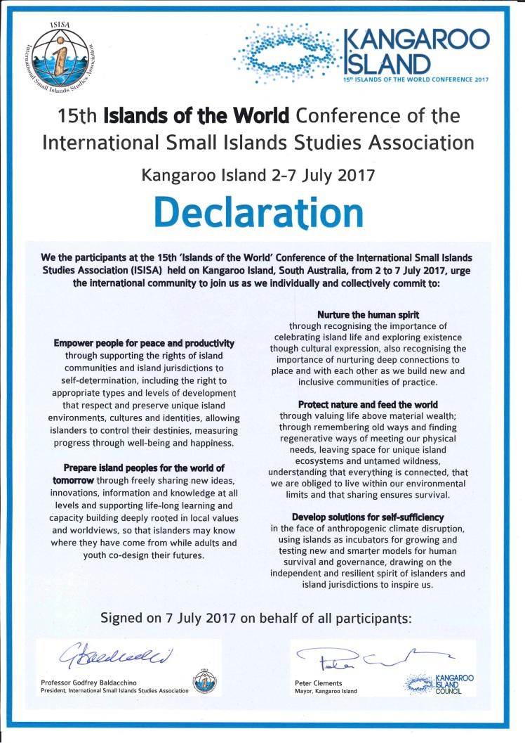 KI_ISISA_Declaration